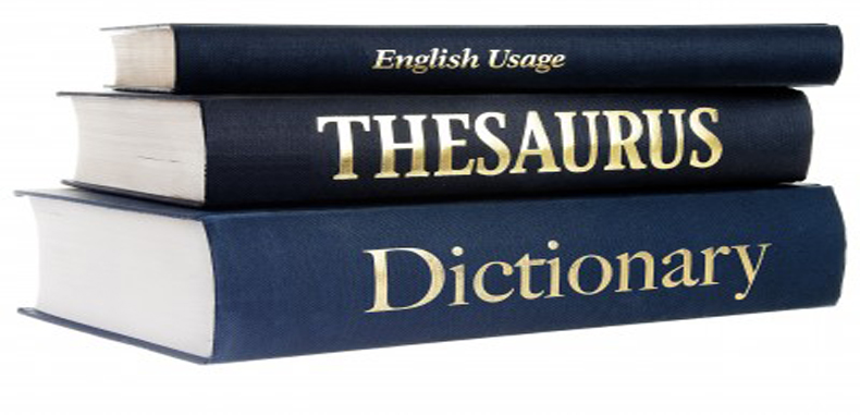 Five Visual Dictionaries and Thesauri for Students (English Teachers)