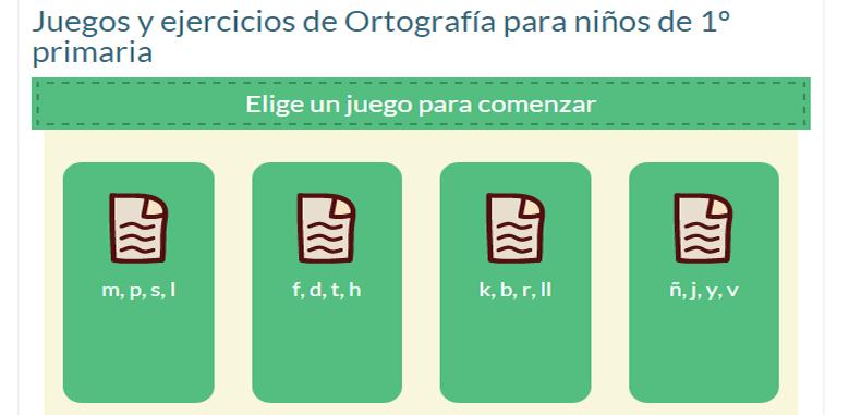 250 actividades de ortografía para estudiantes (actualizado 2015)