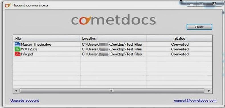 La mejor aplicación para convertir documentos