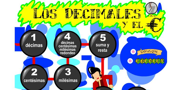 59 actividades de numeros decimales para estudiantes