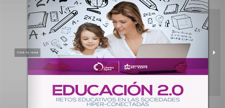 Educación 2.0: retos educativos en las sociedades hiper-conectadas (libro digital)