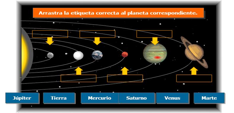 64 actividades del Sistema Solar y el Universo para estudiantes