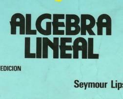Este libro se ha proyectado como libro de texto en un curso regular de álgebra lineal o como suplemento a los textos clásicos en uso. Su propósito es presentar una introducción al álgebra lineal que todos los lectores encuentren provechosa, cualquiera sea su campo de especialización.