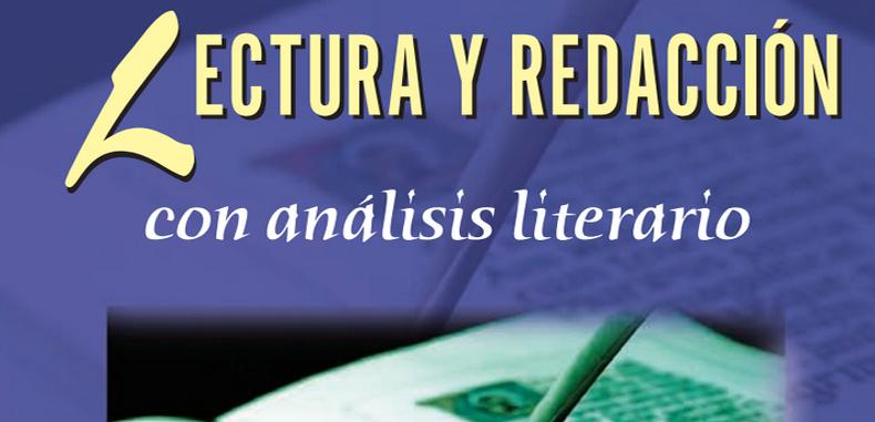 Lectura y Redacción con análisis literario (Descarga Gratuita)