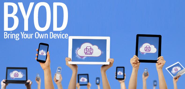 Analizando BYOD o 'Bring Your Own Device' (Trae Tu Propio Dispositivo) al aula de clase