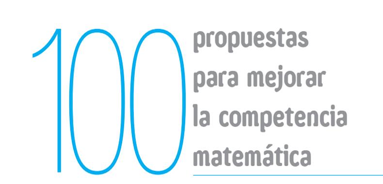 Las 100 propuestas para mejorar  la competencia matemática (Descarga Gratuita)