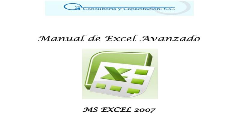 Excel avanzado para docentes (Manuales gratuito y ejercicios)