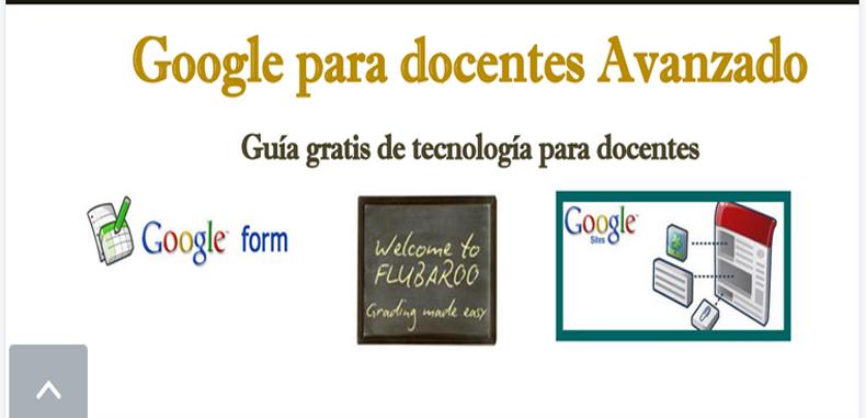 Google para Docentes Avanzado