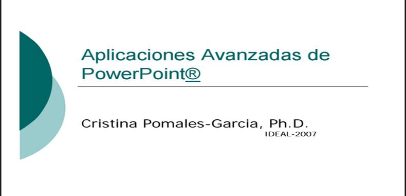 PowerPoint para docentes (Descarga Gratuita)