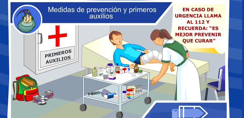 66 actividades de la salud, higiene y primeros auxilios para estudiantes