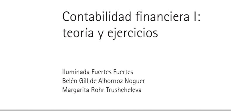 Contabilidad Financiera 1: Teoría y Ejercicios (Descarga Gratuita)
