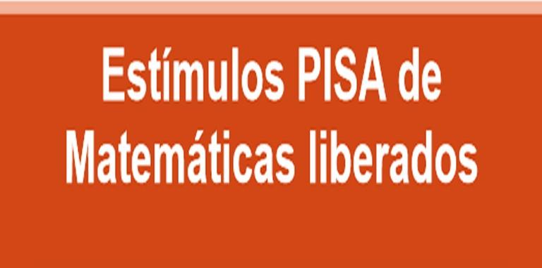Estímulos liberados PISA y PIAAC