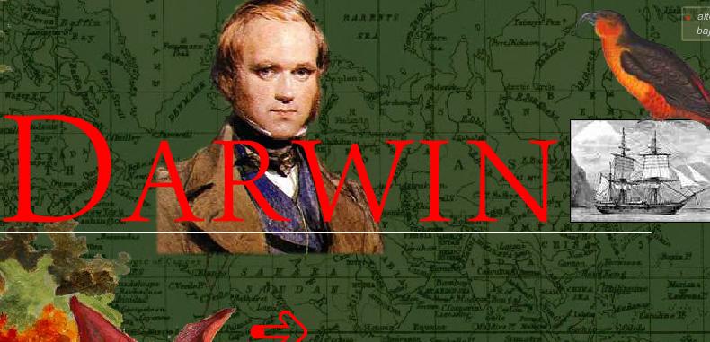 Charles Darwin: Infografia mas presentaciones en multimedia