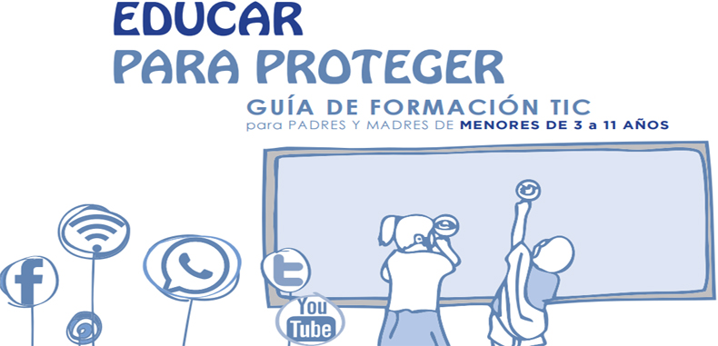 La Junta edita guías gratuitas para ayudar a los padres a educar en el uso seguro de Internet y las TIC