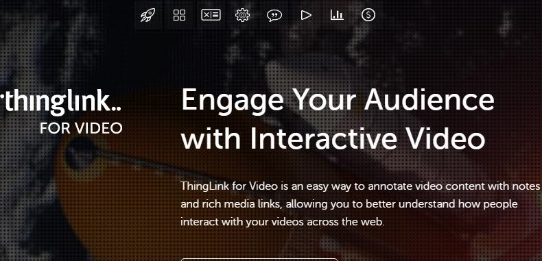 Ahora puedes crear videos interactivos en ThingLink Video
