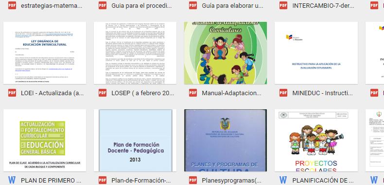Bibliotecas Virtuales con recursos educativos gratuitos para nuestros seguidores