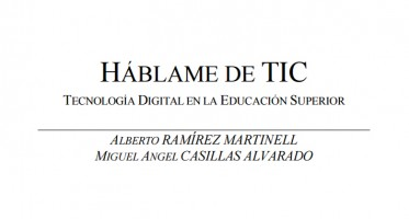 HÁBLAME DE TIC - Tecnología Digital en la Educación Superior en PDF