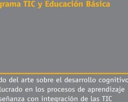 . El Programa tiene como uno de sus objetivos específicos producir información relevante que contribuya al proceso de integración de las tecnologías de la información y la comunicación (TIC) en el sistema educativo.