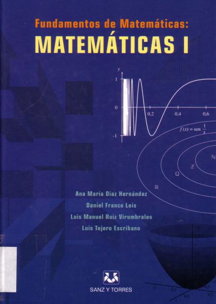 Fundamentos de Matematicas - Matematicas I