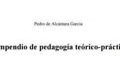 El presente compendio se debe a la iniciativa de varios maestros en resumir en un volumen la doctrina pedagógica que extensamente se han puesto en diferente libros y en las explicaciones de las clases de pedagogía que han enseñado desde 1873.