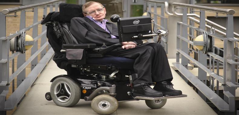 Analizando y compartiendo obras en PDF de Stephen Hawking