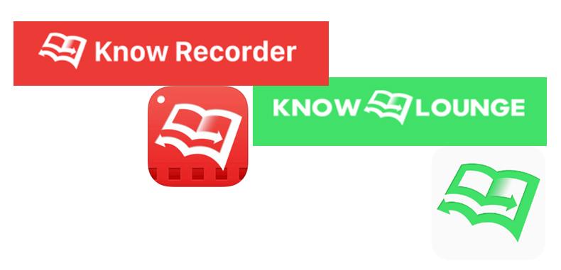 Know Lounge & Know Recorder una buena opción para aprender interactivamente