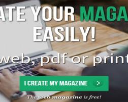 Madmagz es una plataforma perfecta para la creación colaborativa de revistas en línea. Madmagz le proporciona una plantilla de revista que le permite usar imágenes y texto que puede editar solo o con colaboradores invitados.