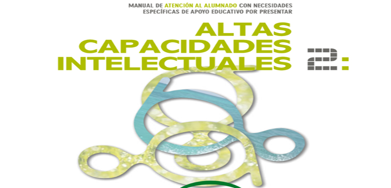 Altas capacidades intelectuales – Manual en PDF