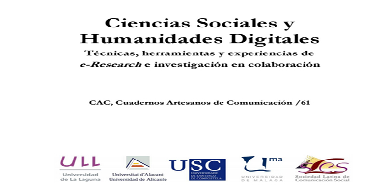 Ciencias Sociales y  Humanidades Digitales en PDF