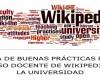 Wikipedia es una enciclopedia virtual de acceso libre que se construye colaborativamente. Sus páginas web usan la tecnología wiki, que permite que cualquier persona que acceda pueda modificar su contenido. Que sea libre significa que el acceso a la información es gratuito y la licencia de uso permite al usuario intercambiar, modificar, copiar y distribuir la información sin restricciones.