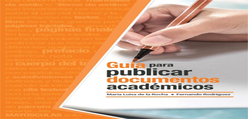 Guía para publicar documentos académicos en PDF