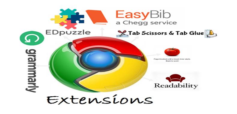 8 útiles extensiones del navegador chrome para profesores