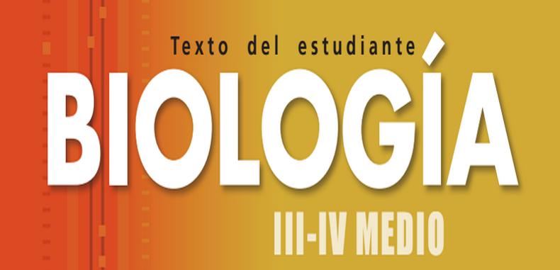 Biologia III – IV de Educacion Media (Descarga Gratuita)