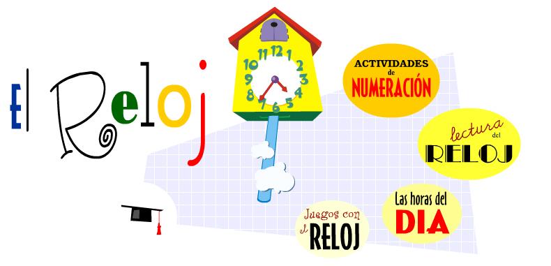 32 actividades sobre las horas del reloj y el tiempo (Actualizado 2015)