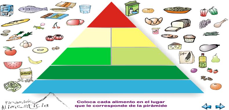 73 actividades acerca de Los alimentos y La nutrición (Actualizada 2015)