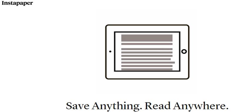 Dos aplicaciones para guardar y leer después páginas web de interés