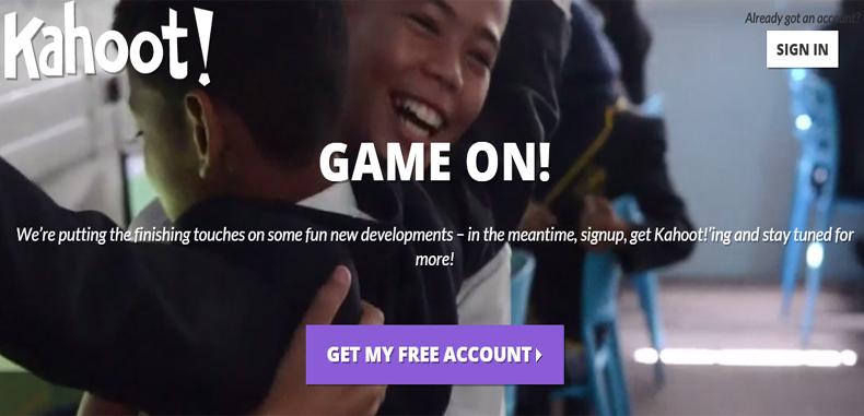 Kahoot, lo mejor para crear cuestionarios y mas