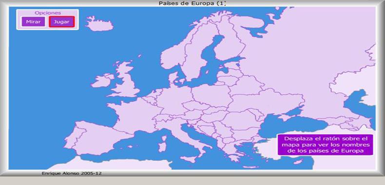 71 actividades sobre los paises de Europa para estudiantes (Actualizado 2015)