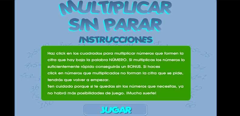 24 actividades con tablas de multiplicar para estudiantes