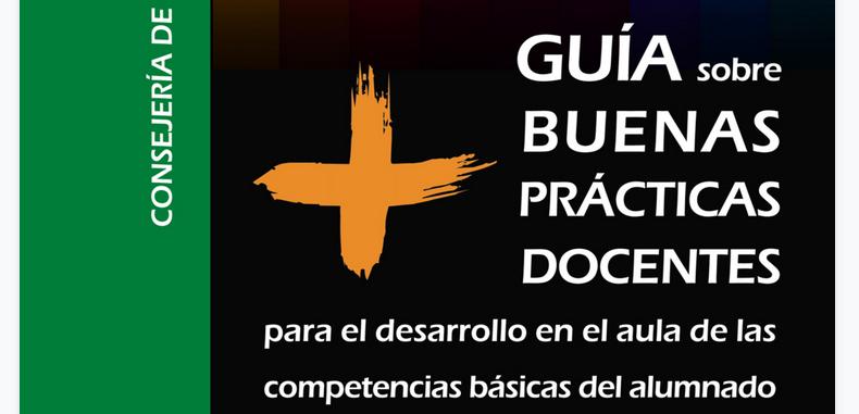 Guía de las Buenas Practicas Docentes (Libro digital)
