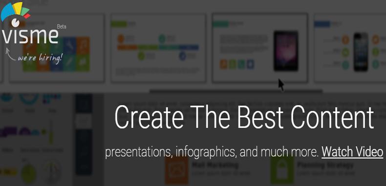 Crea  infografías y presentaciones atractivas con EWC Presenter