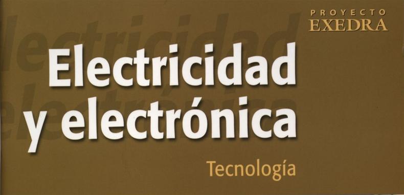 Electricidad y electrónica (Descarga Gratuita)
