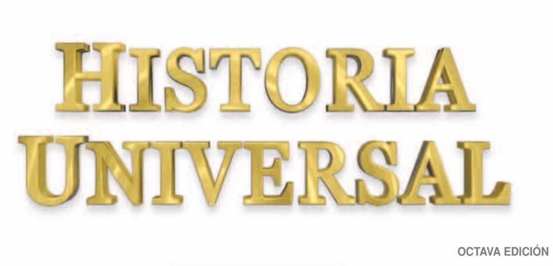 Historia Universal Octava Edición (Descarga Gratuita)