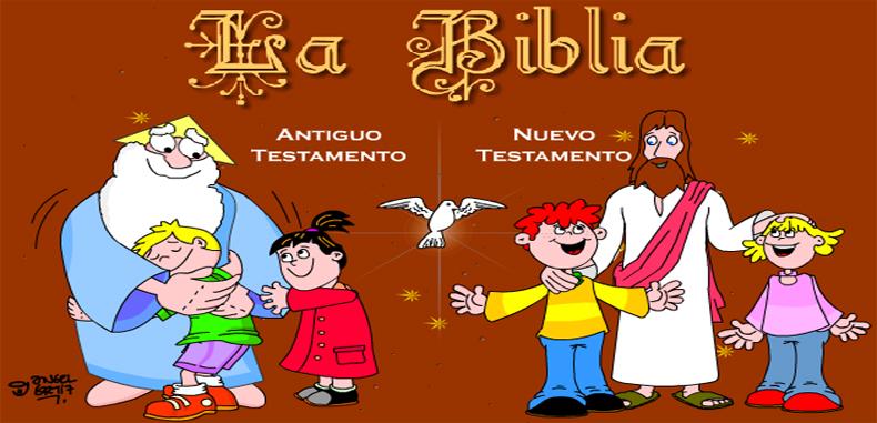 Biblia online para los mas peques