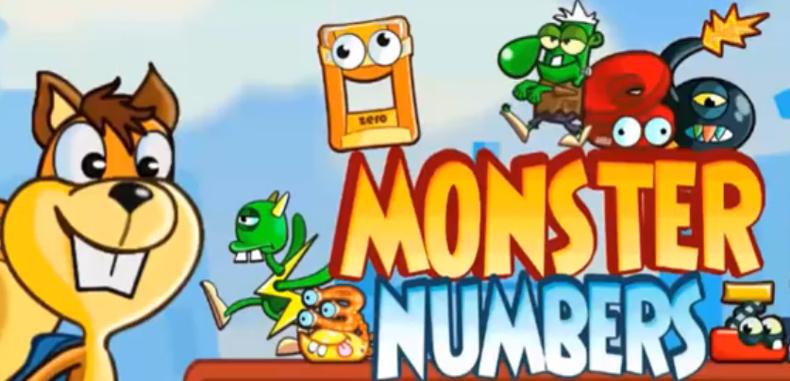 Monster Numbers: Un videojuego con una auténtica aventura matemática