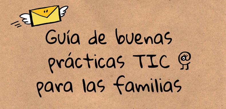 Guía de buenas prácticas TIC para familias (Libro Digital)