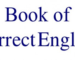 books-CorrectEnglish