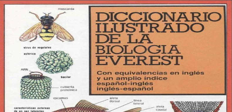 Diccionario Ilustrado De Biología (Descarga Gratuita)