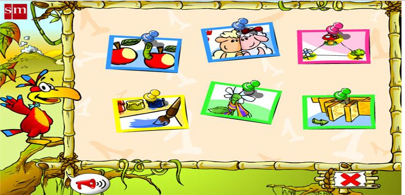 Juegos Educativos para niños de 5 años