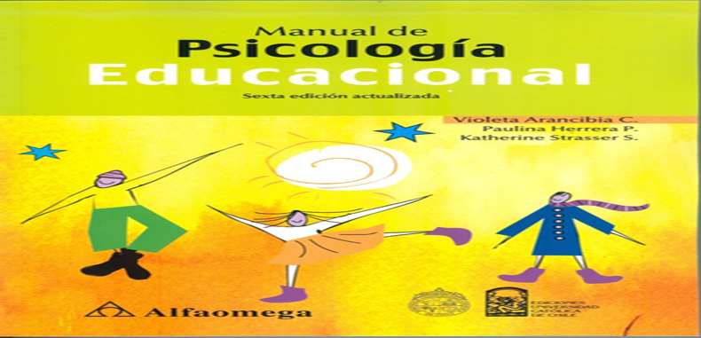Manual de Psicología Educacional(Descarga gratuita)